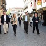 Visita a Jaca de Mariano Rajoy